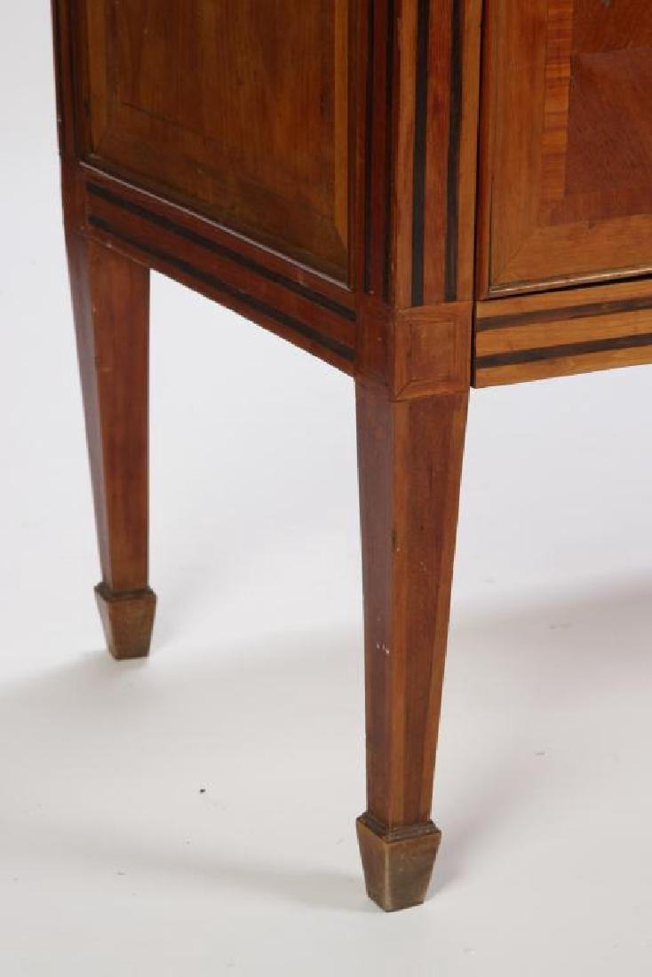 TWO DRAWER CONTINENTAL COMMODE - 6