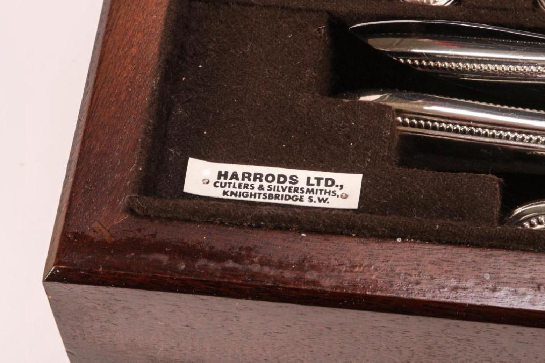 CHRISTOFLE FLATWARE SET RETAILED BY HARRODS - 5