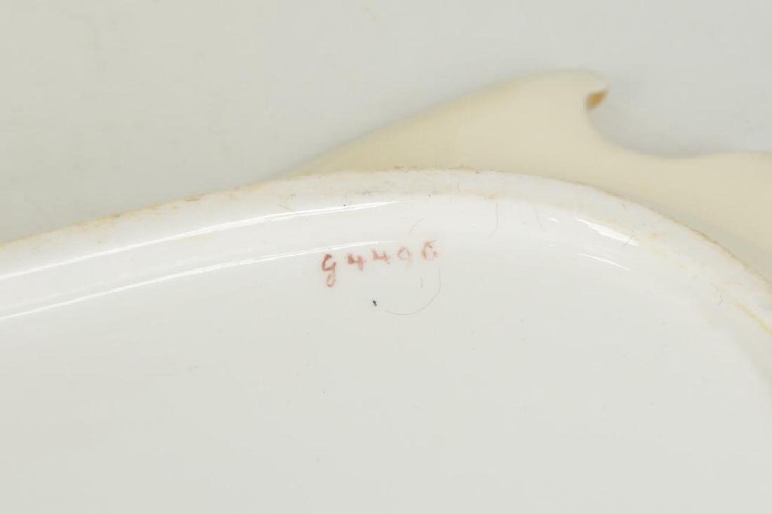 (25) PIECES OF MINTON PORCELAIN DINNERWARE - 5