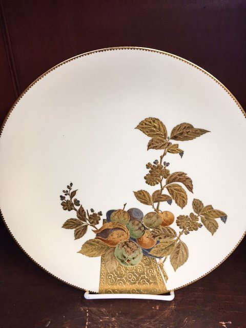(25) PIECES OF MINTON PORCELAIN DINNERWARE - 8