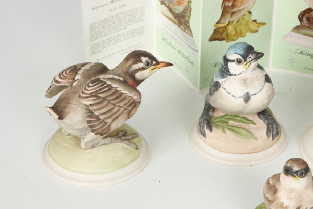 (9) BOEHM HARD PORCELAIN HANDPAINTED BIRDS - 2