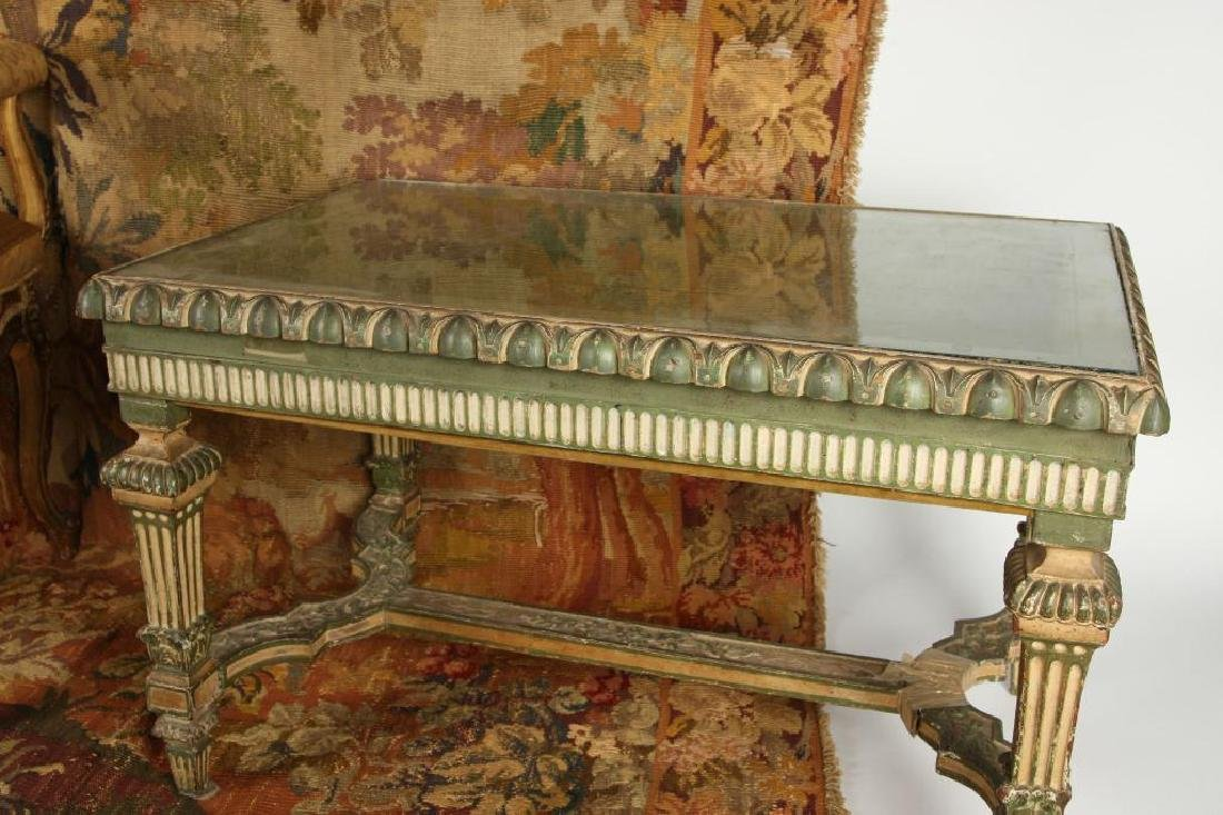 (3) PIECES OF DECORATIVE FRENCH FURNISHINGS - 10