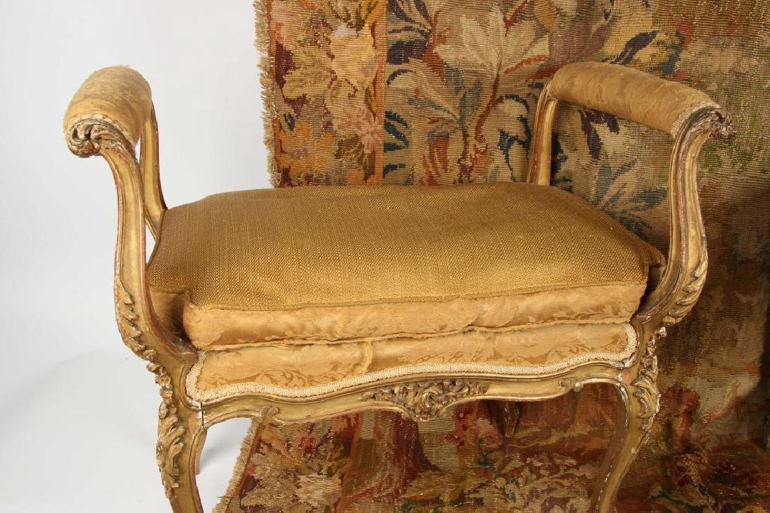 (3) PIECES OF DECORATIVE FRENCH FURNISHINGS - 9