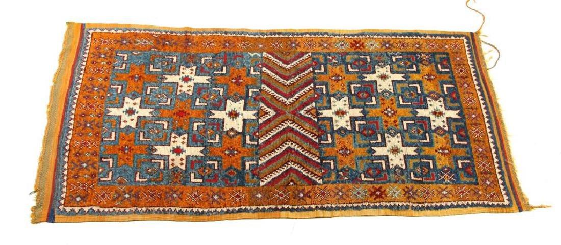 TURKISH ORIENTAL AREA CARPET