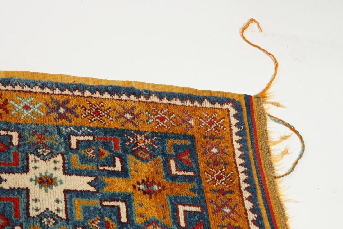 TURKISH ORIENTAL AREA CARPET - 2