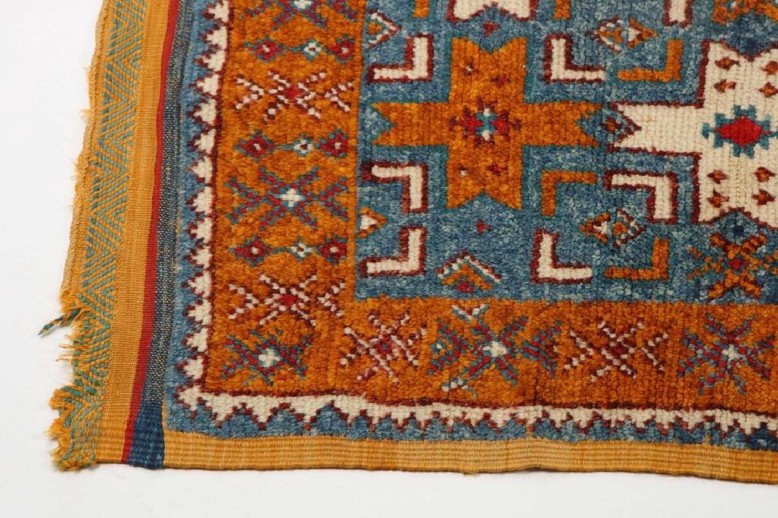 TURKISH ORIENTAL AREA CARPET - 4