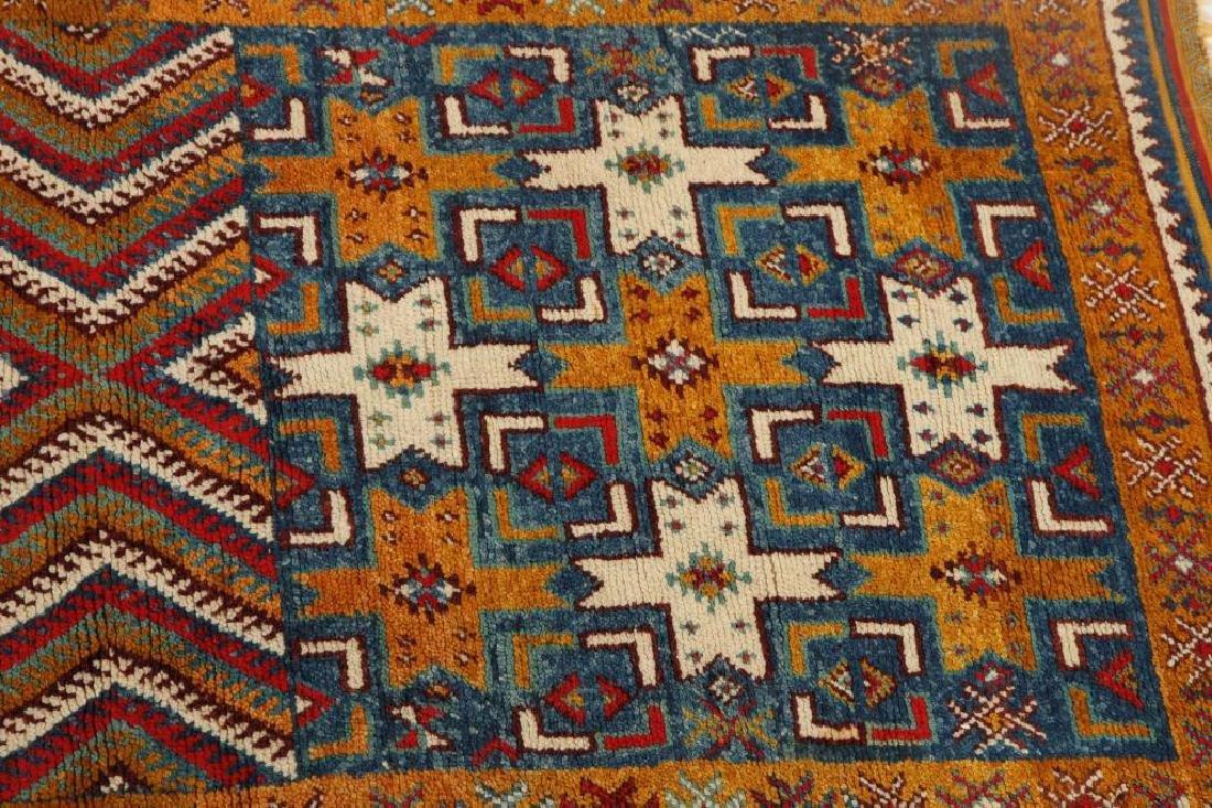 TURKISH ORIENTAL AREA CARPET - 6