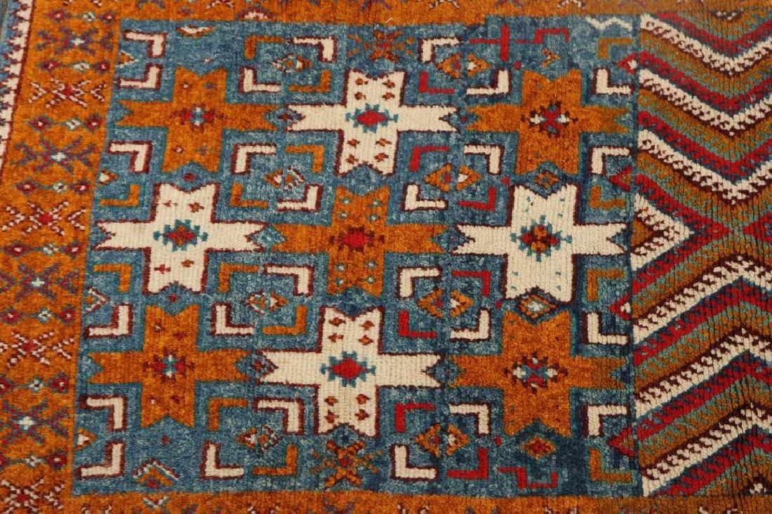 TURKISH ORIENTAL AREA CARPET - 7