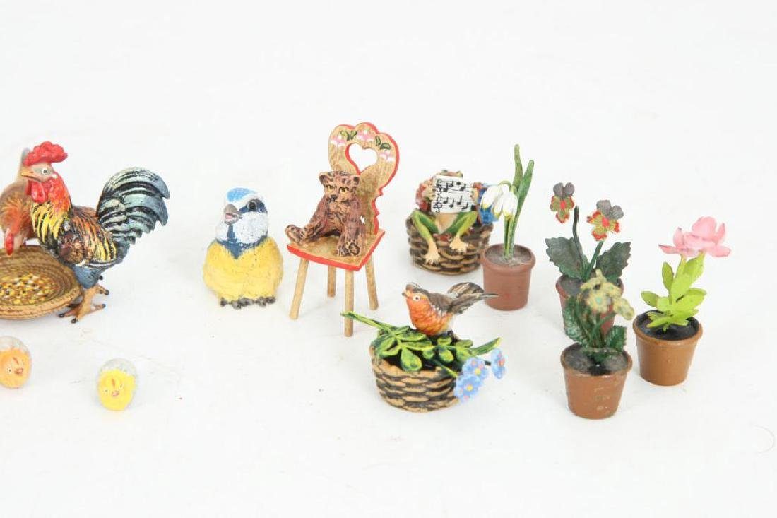 (21) AUSTRIAN COLD PAINTED BRONZE FIGURINES - 3