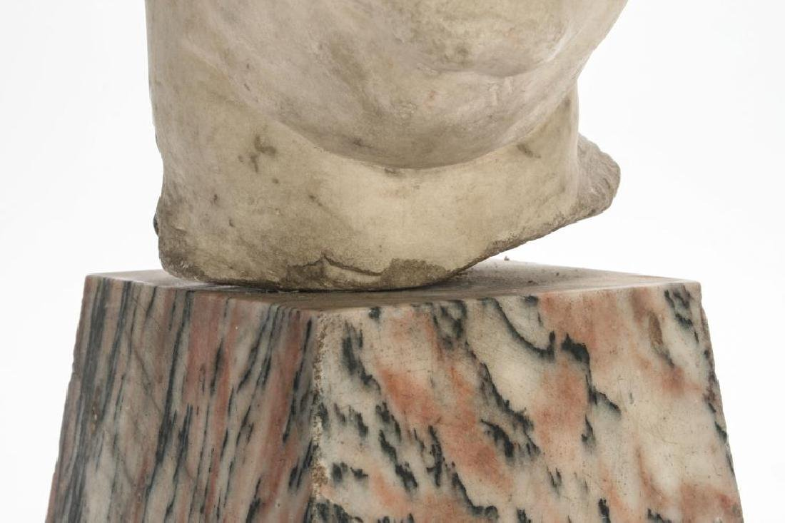 CLASSICAL ROMAN PERIOD MARBLE CARVING - 3