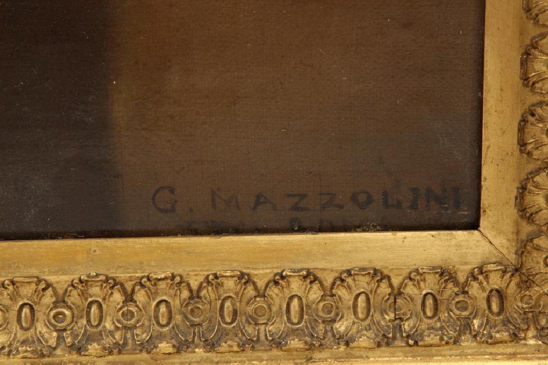 GIUSEPPI MAZZOLLINI (1806-1876) - 2