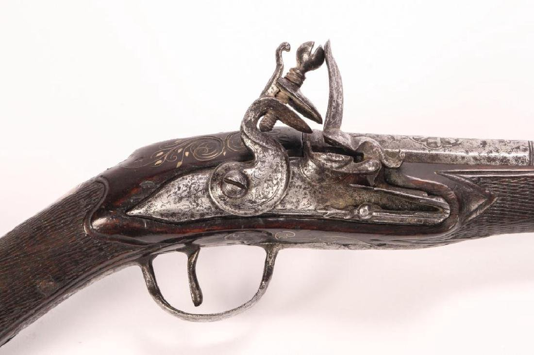 (18th/ 19th c) SMALL OTTOMAN BLUNDERBUSS - 8