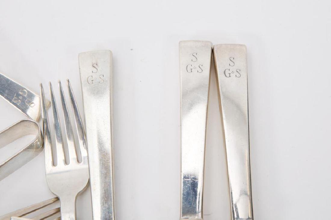 (140) PIECE INTERNATIONAL STERLING SILVER FLATWARE - 3