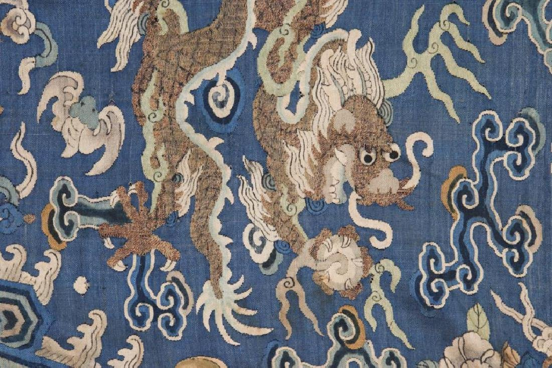 IMPERIAL ASIAN EMBRIODERED PANEL - 2