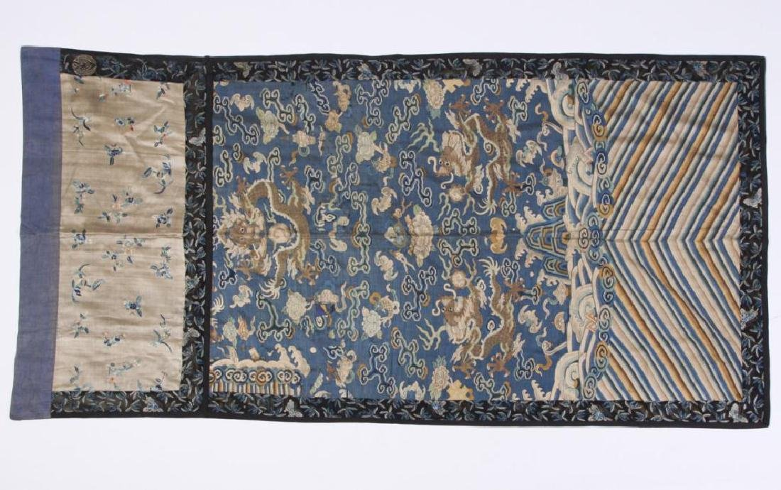 IMPERIAL ASIAN EMBRIODERED PANEL - 6