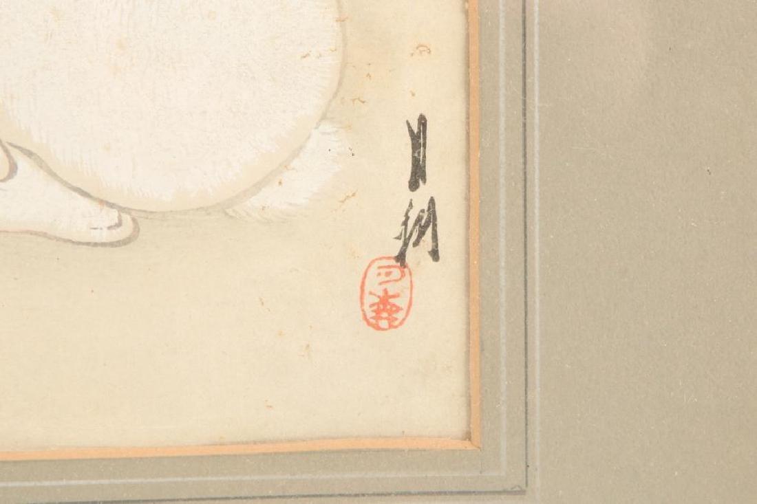 OGATO GEKKO (1859-1920) - 5