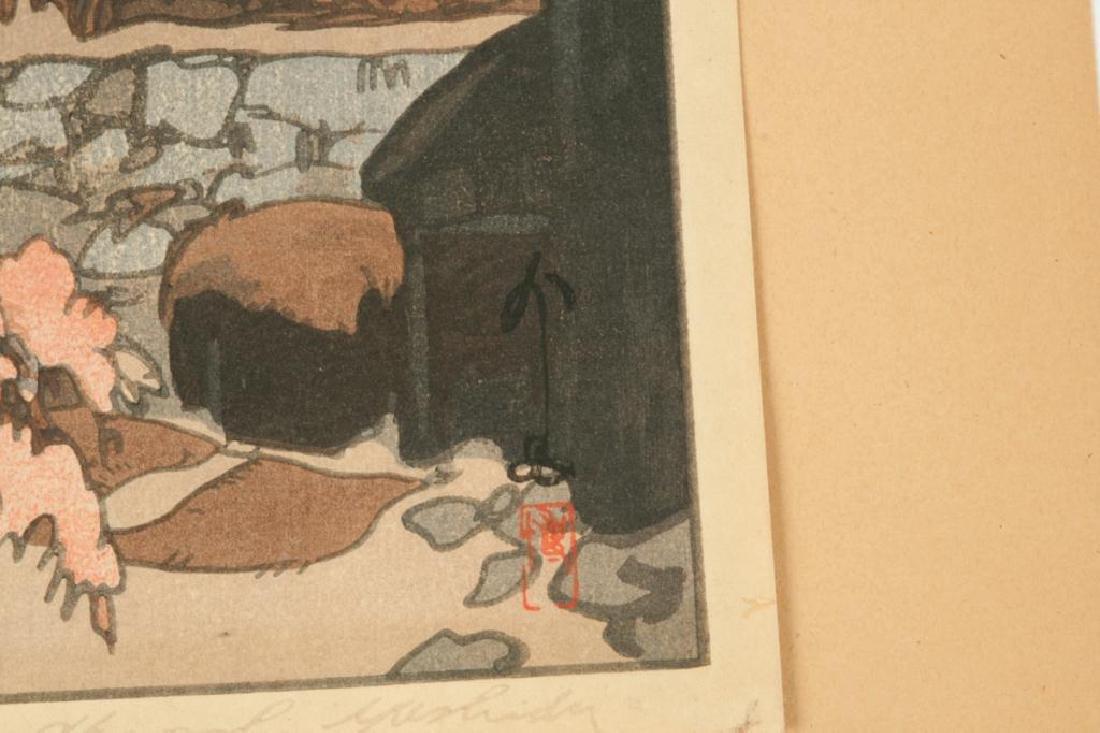 UMAGAESHI JAPANESE WOODBLOCK PRINT - 5