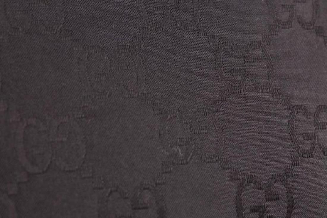VINTAGE GUCCI DRAWSTRING SHOULDER BAG AND PURSE - 6