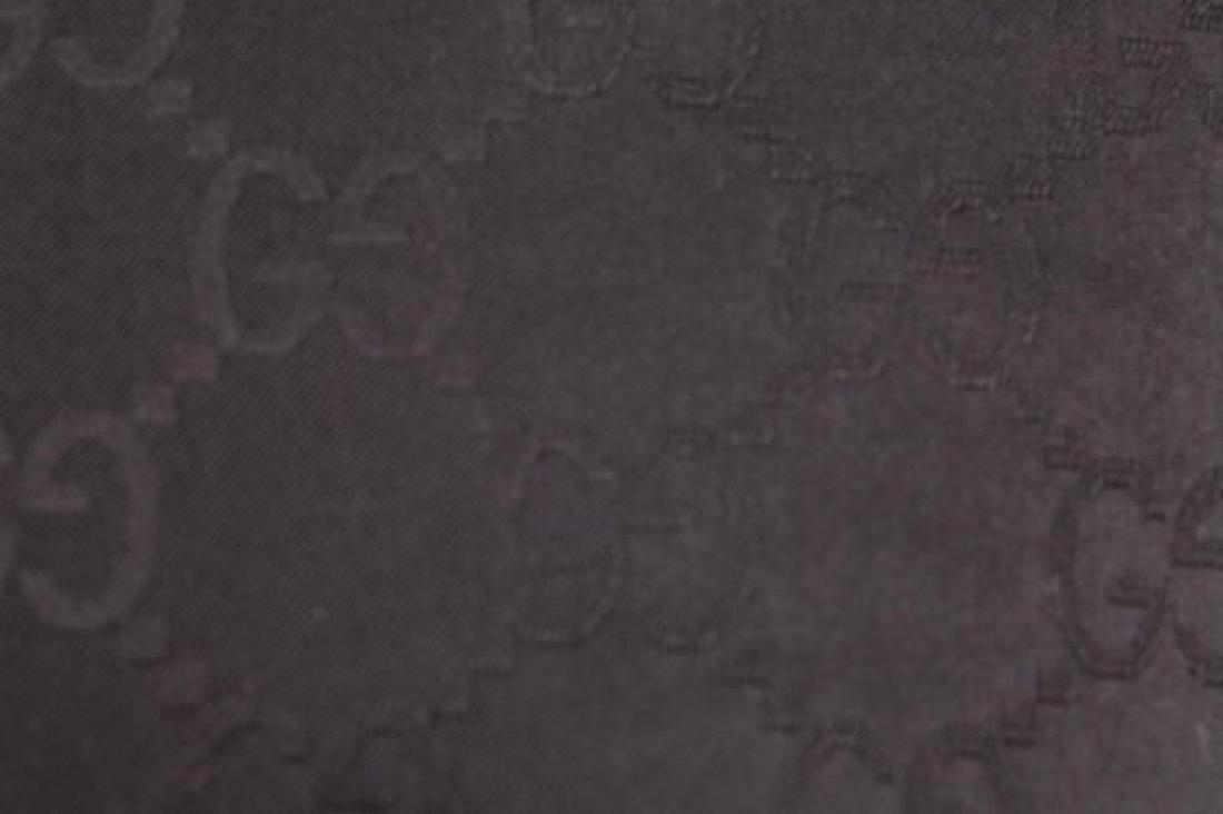 VINTAGE GUCCI DRAWSTRING SHOULDER BAG AND PURSE - 7