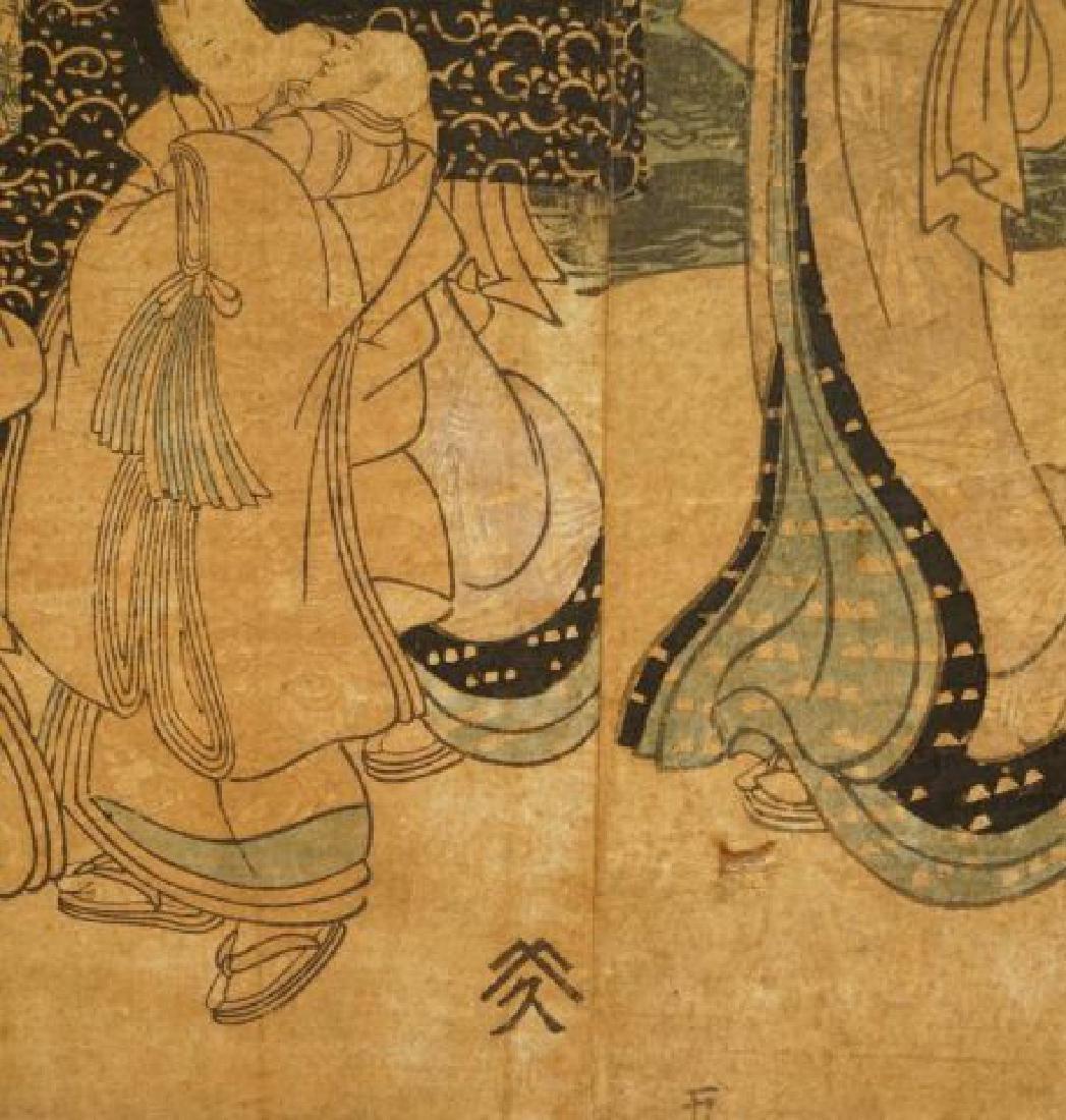 TOYOKUNI JAPANESE WOODBLOCK PRINT - 10