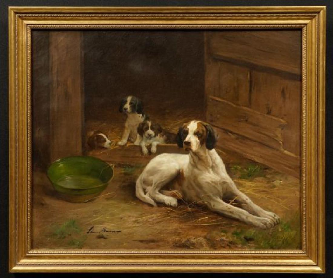 ALFRED ARTHUR BRUNEL de NEUVILLE (1851-1941)