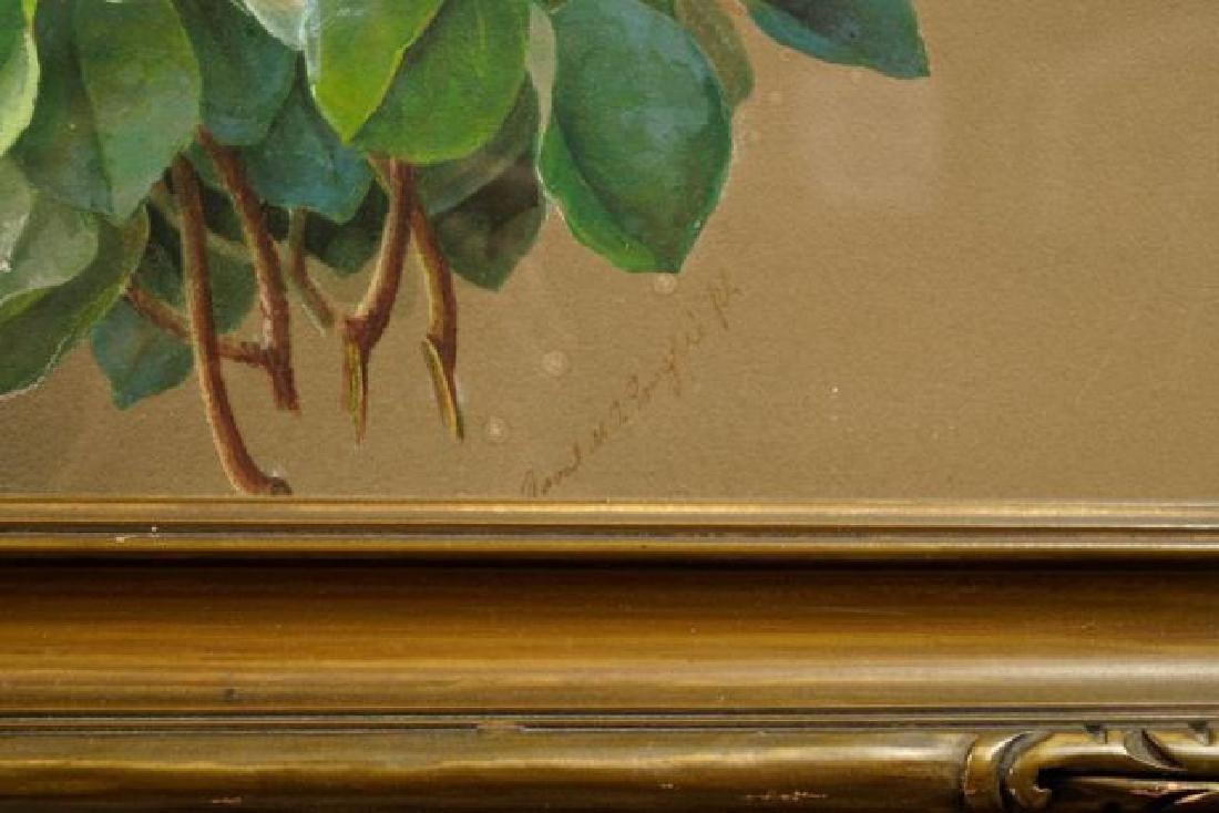 RAOUL MAUCHERAT De LONGPRE (1843 or 59-1911) - 5
