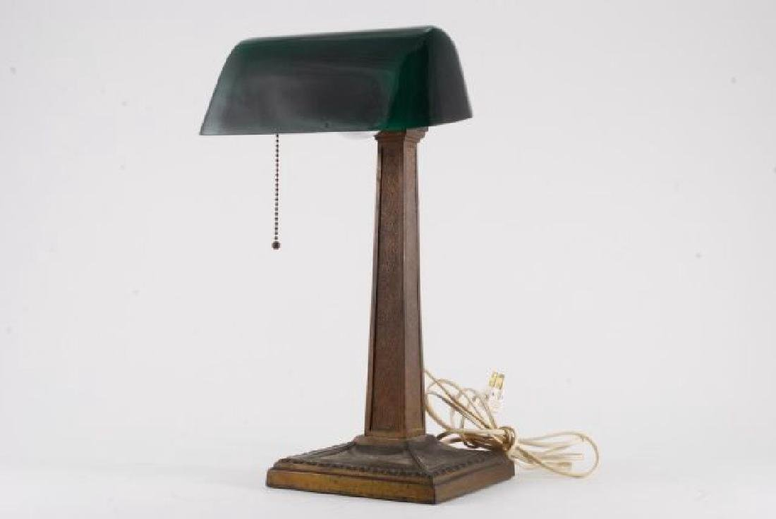 EMERLITE CASED GLASS STUDENTS LAMP - 4