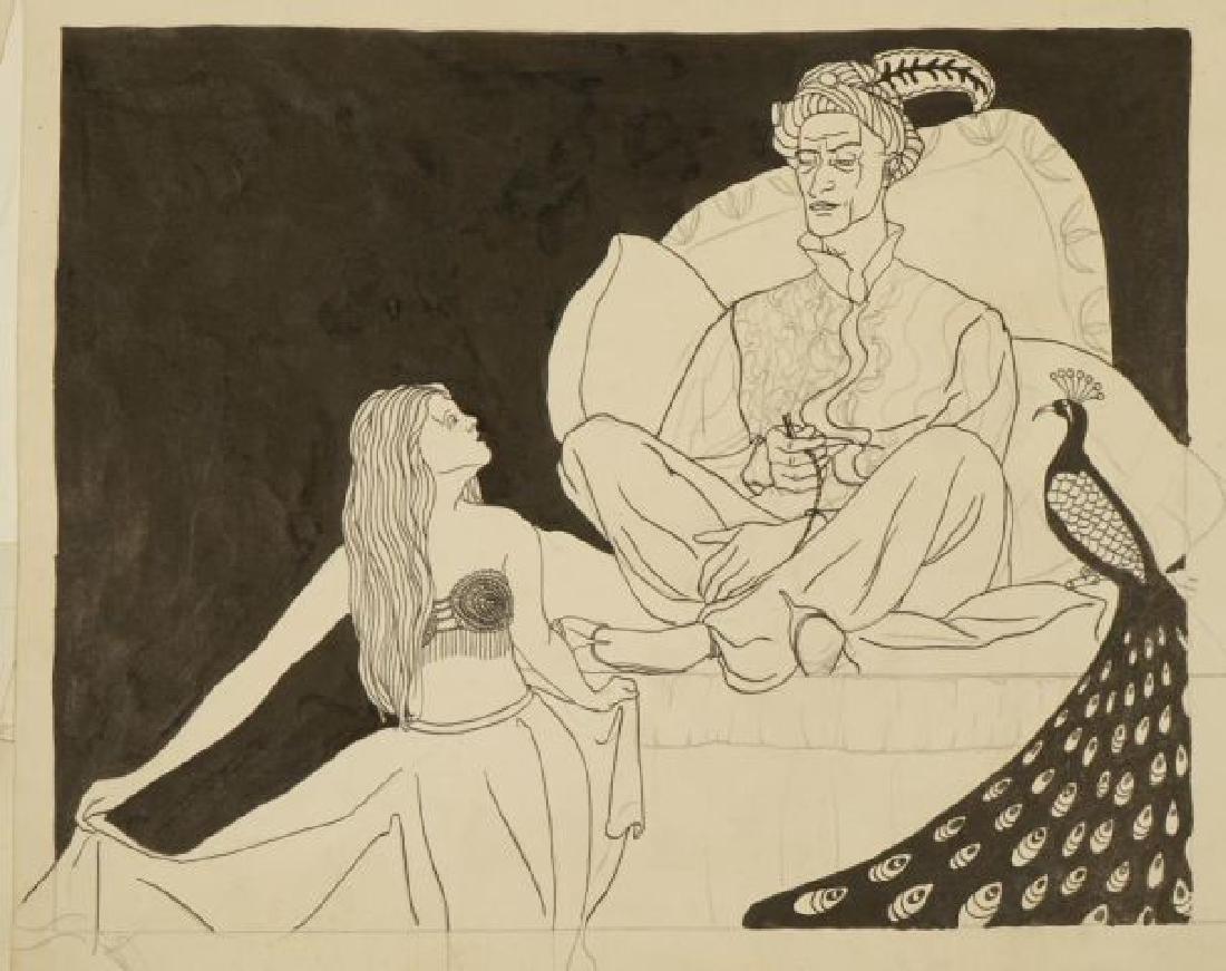 BEATRICE NELSON (Mid 20th c) PORTFOLIO OF ART - 3
