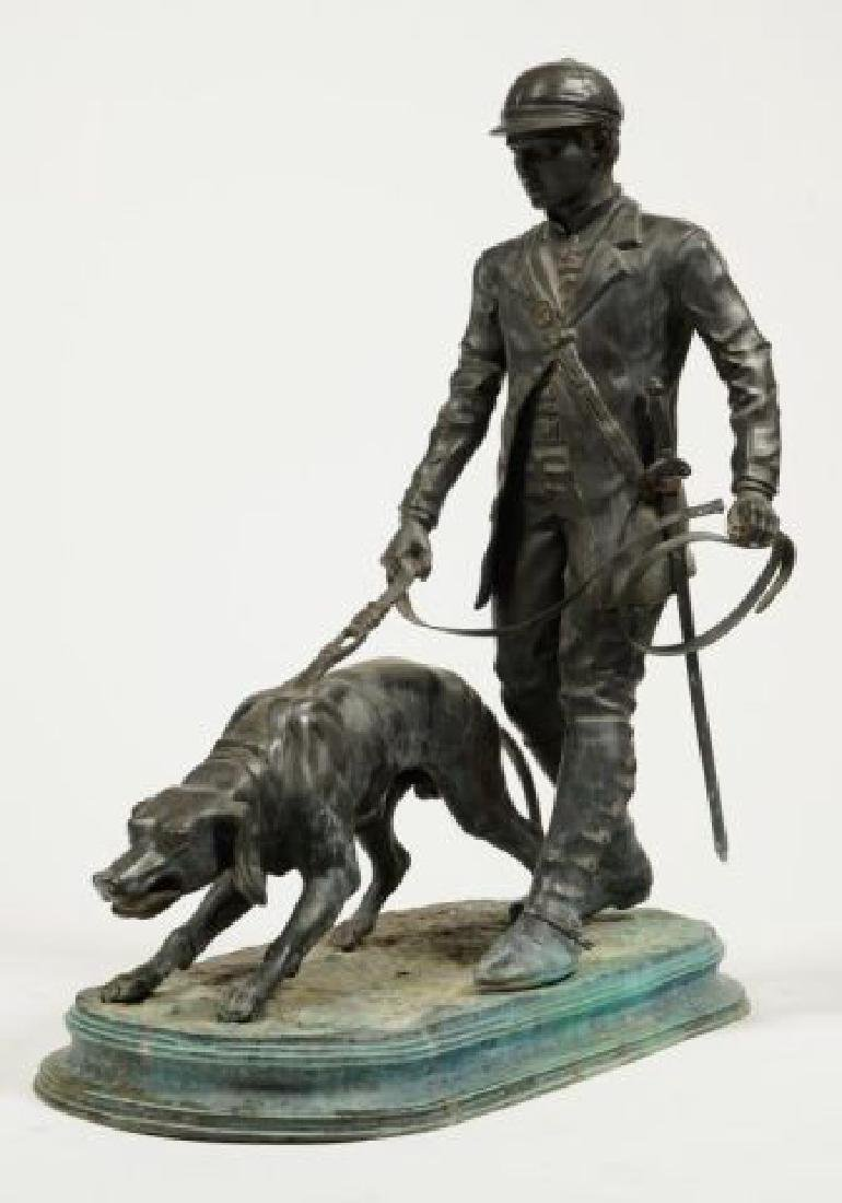 PIERRE-JULES MENE (1810-1879) LARGE BRONZE