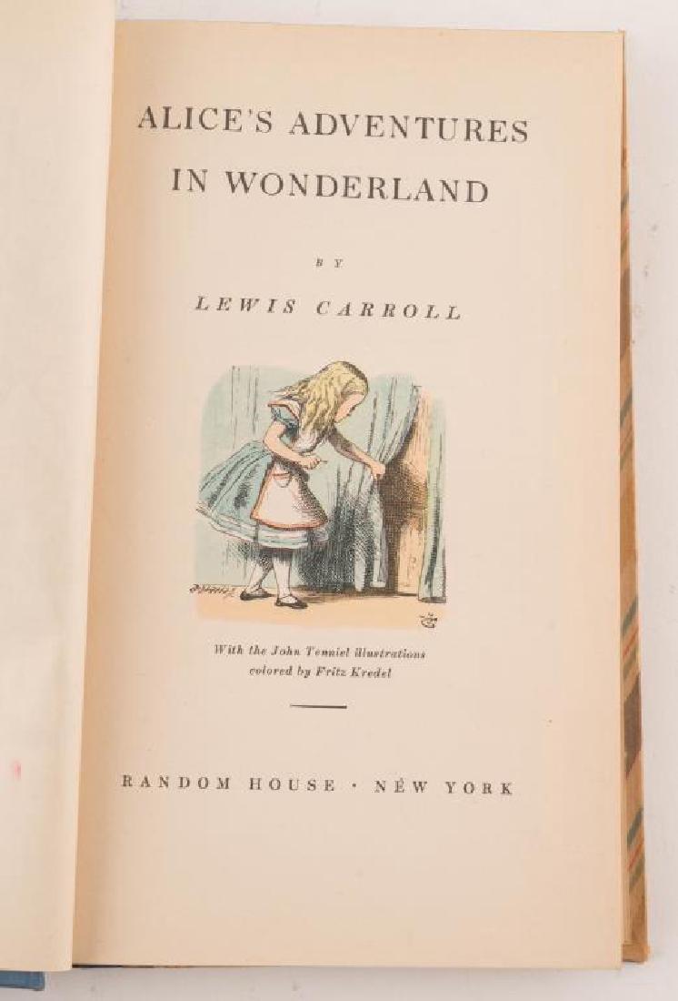 JUNGLE BOOK & ALICE'S ADVENTURES IN WONDERLAND - 3