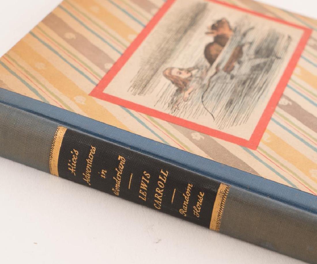 JUNGLE BOOK & ALICE'S ADVENTURES IN WONDERLAND - 7