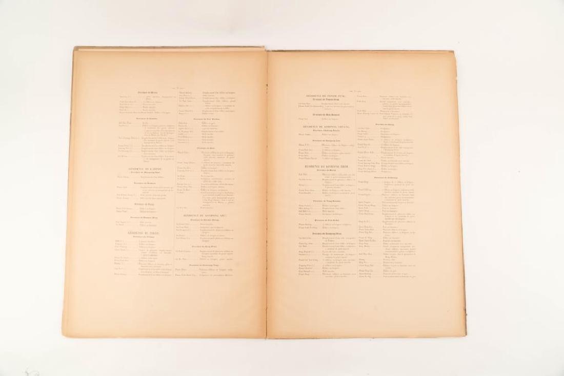 1901 ATLAS ARCHEOLOGIQUE de L'INDO-CHINE - 6