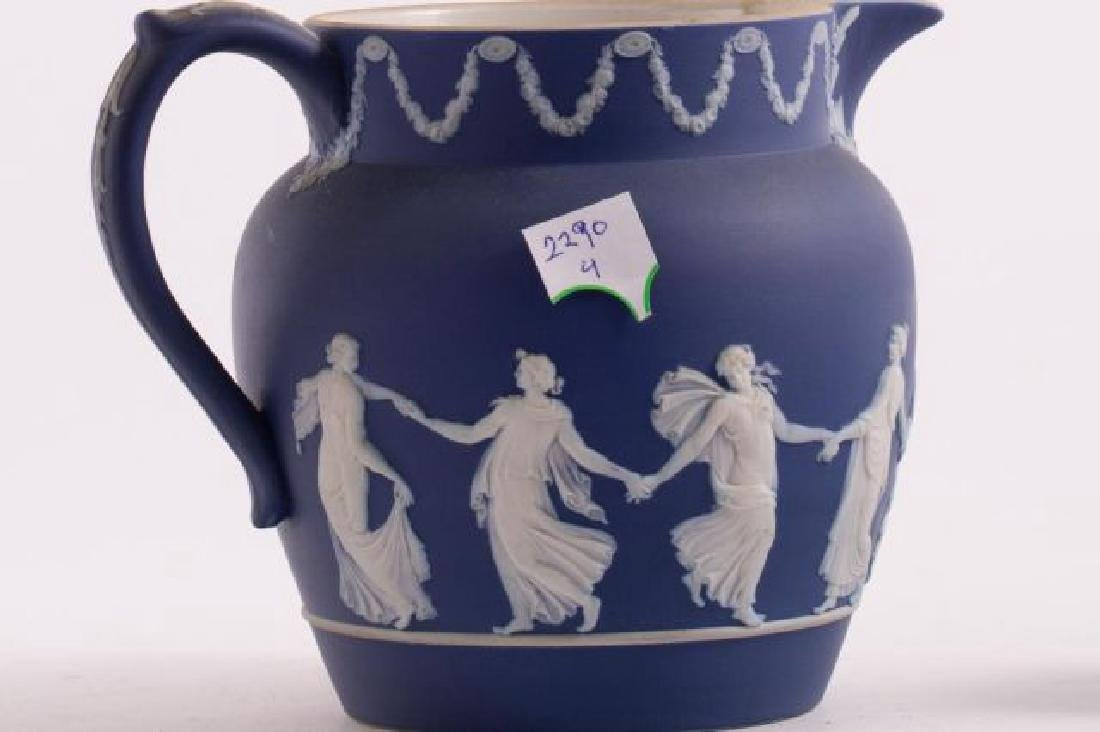 WEDGWOOD ICE BUCKET, SUGAR, CONDIMENT & JUG - 3