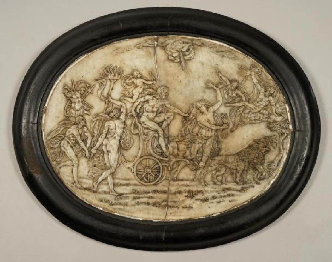 CLASSICAL ROMAN PERIOD SCULPTURE OF ANTIQUITY