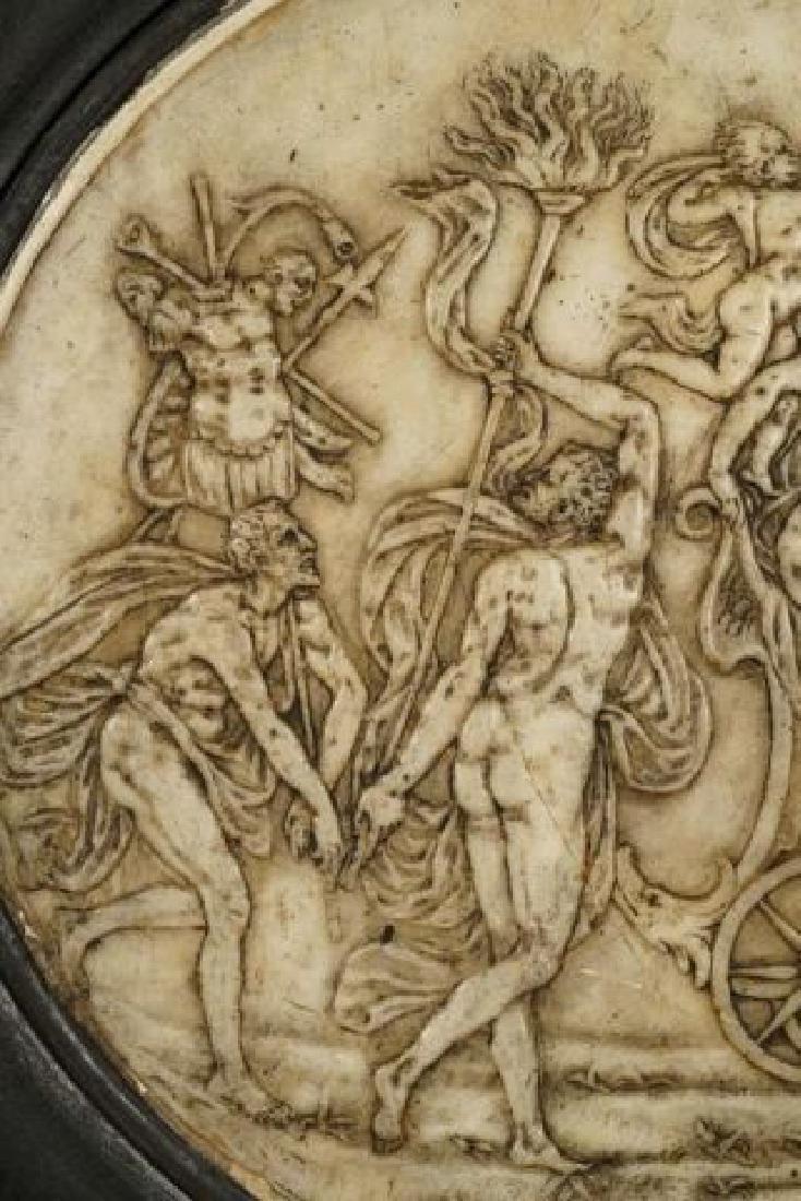 CLASSICAL ROMAN PERIOD SCULPTURE OF ANTIQUITY - 5