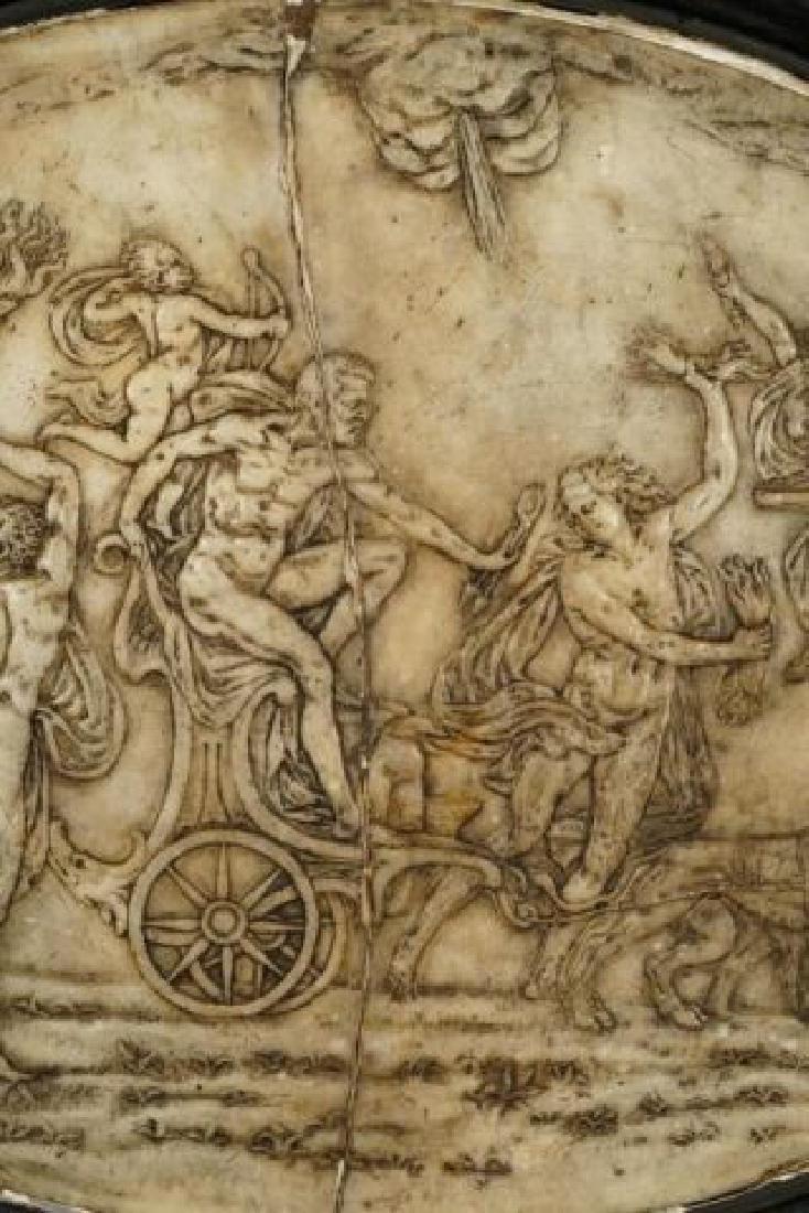 CLASSICAL ROMAN PERIOD SCULPTURE OF ANTIQUITY - 6