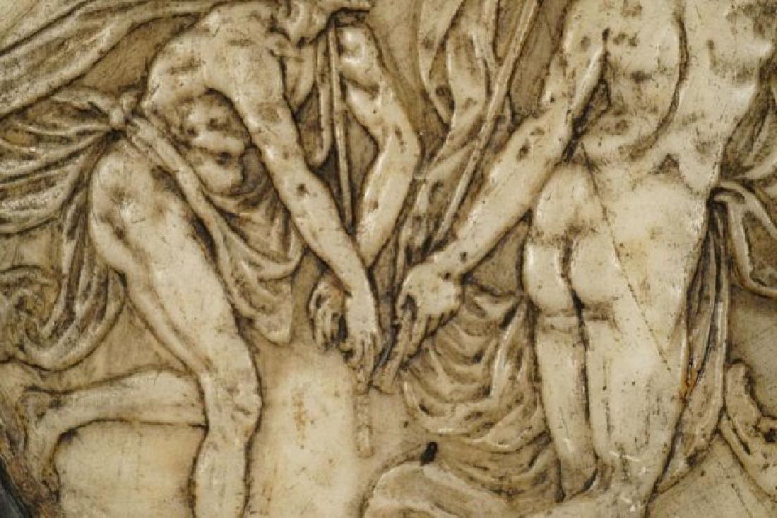 CLASSICAL ROMAN PERIOD SCULPTURE OF ANTIQUITY - 9