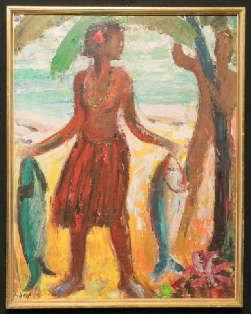 DONALD RUF (1905-1982)