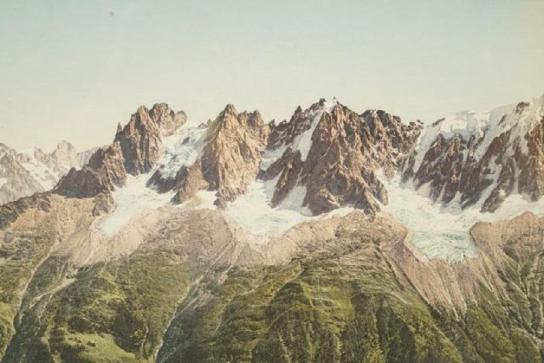 PANORAMA OF MONT BLANC - 4