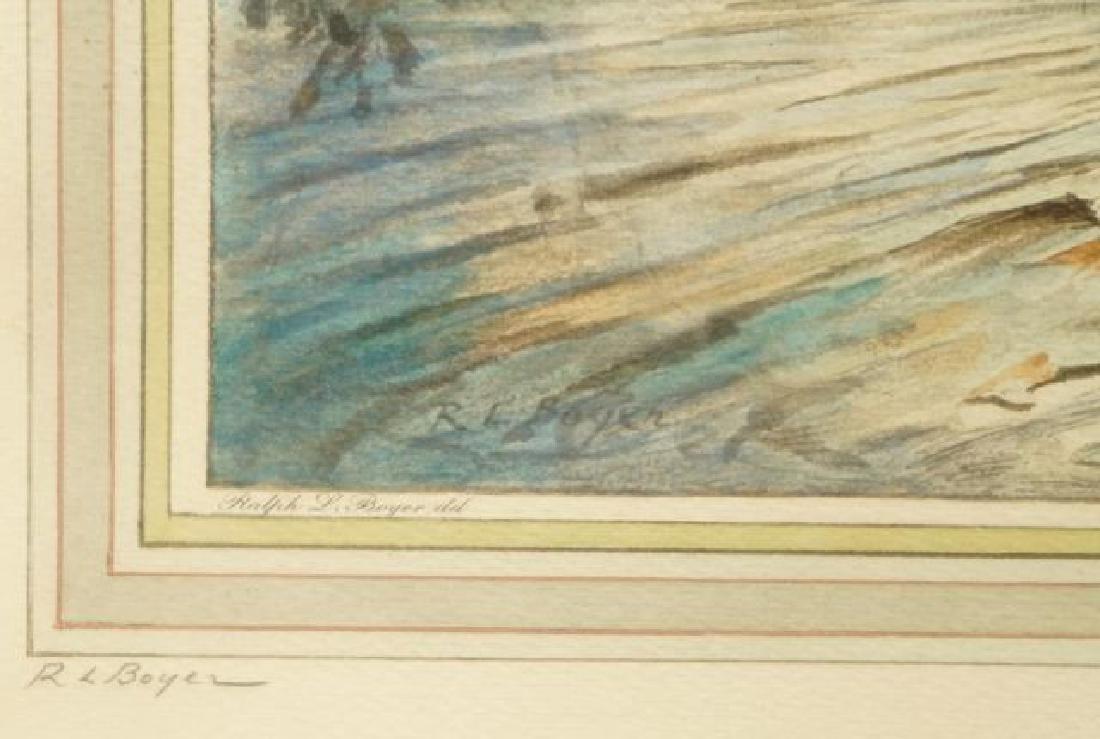 RALPH L. BOYER (1879-1952) - 3