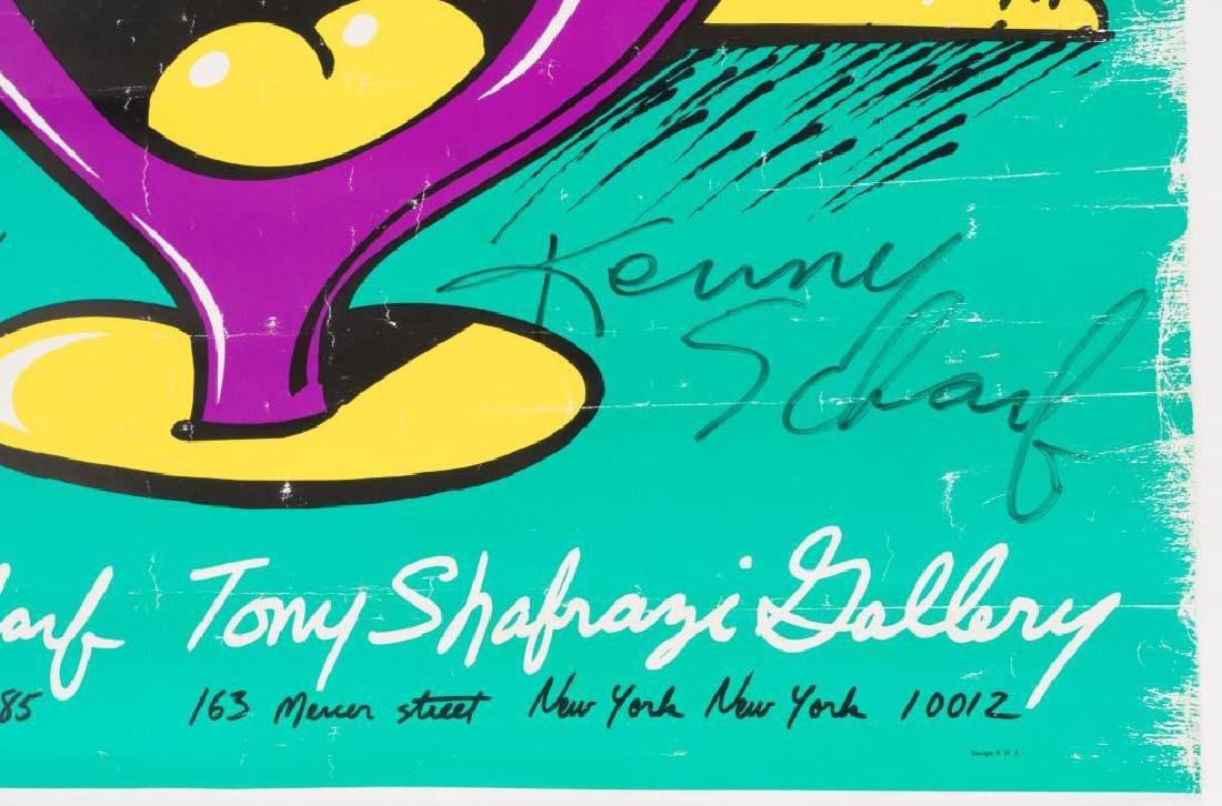 KENNY SCHARF (b. 1958) - 4