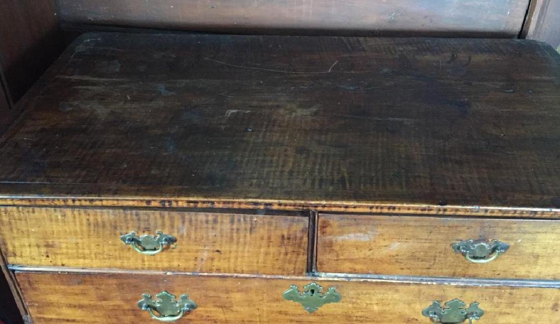 CHIPPENDALE CHEST - 7