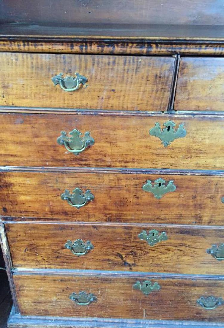CHIPPENDALE CHEST - 8
