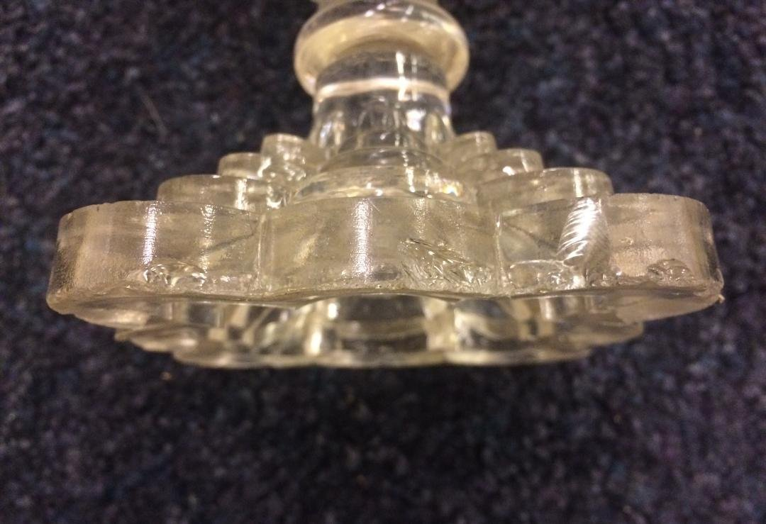 FOUR WHALE OIL LAMPS - 8