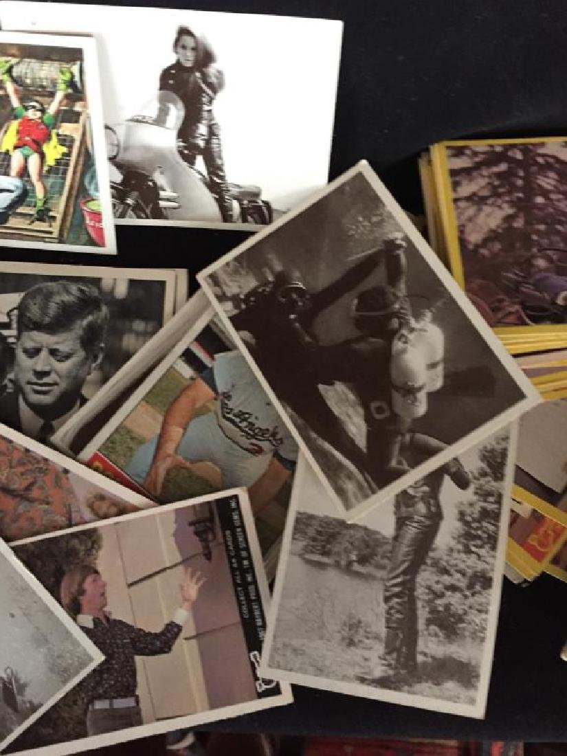 GROUP OF COLLECTOR CARDS POP CULTURED THEMED - 4