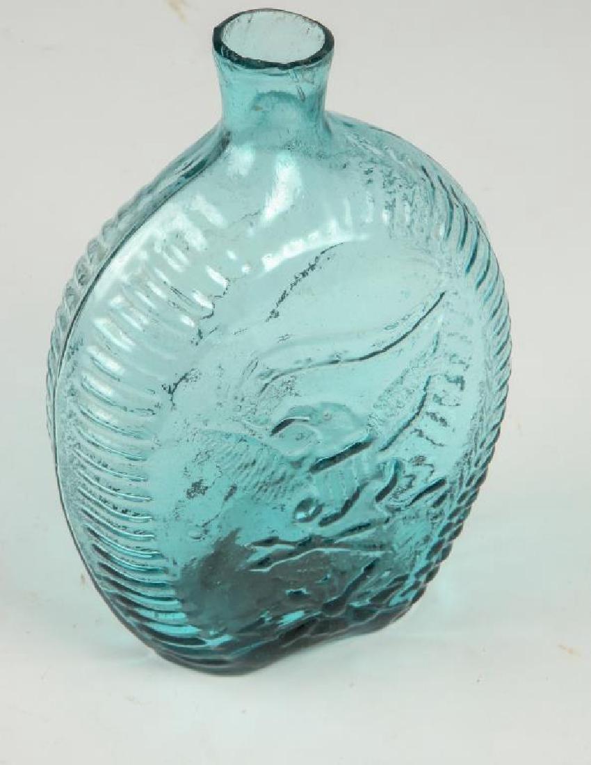 AQUA DOUBLE EAGLE FLASK