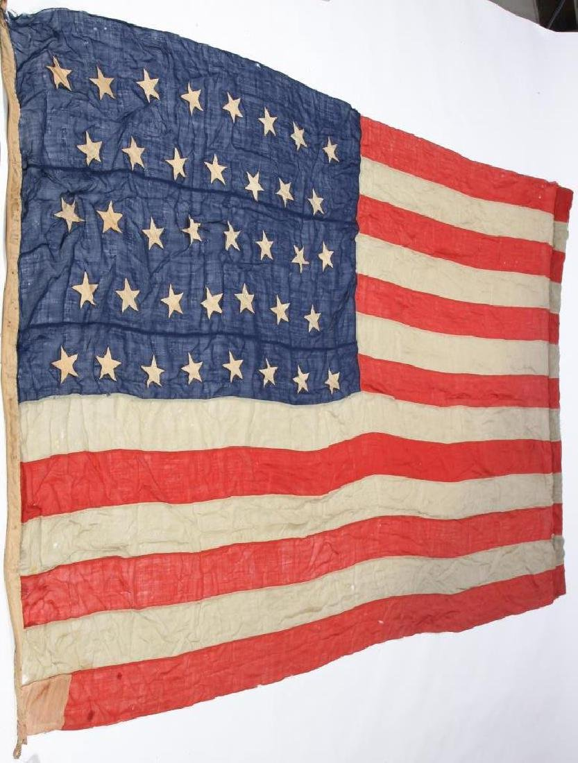 (38) STAR AMERICAN FLAG - 2