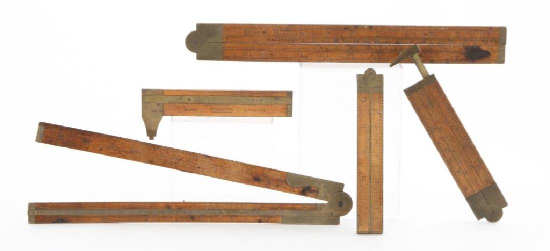 (5) EARLY RULES AND CALIPERS