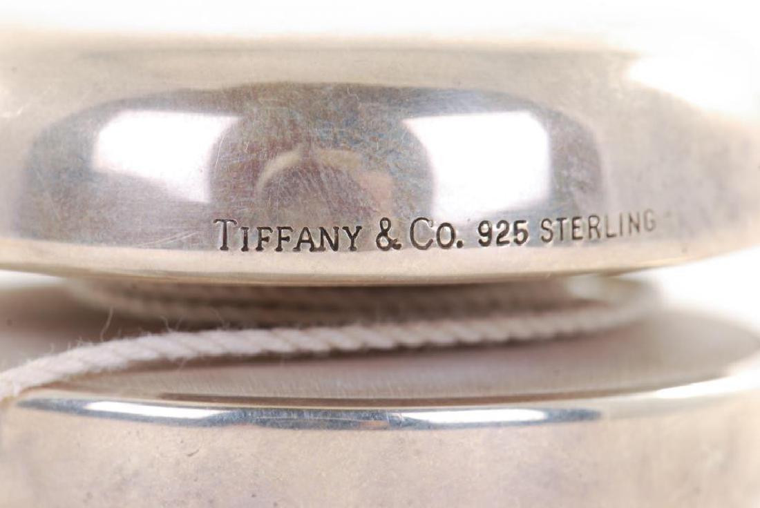 TIFFANY AND CO. STERLING SILVER YOYO - 2