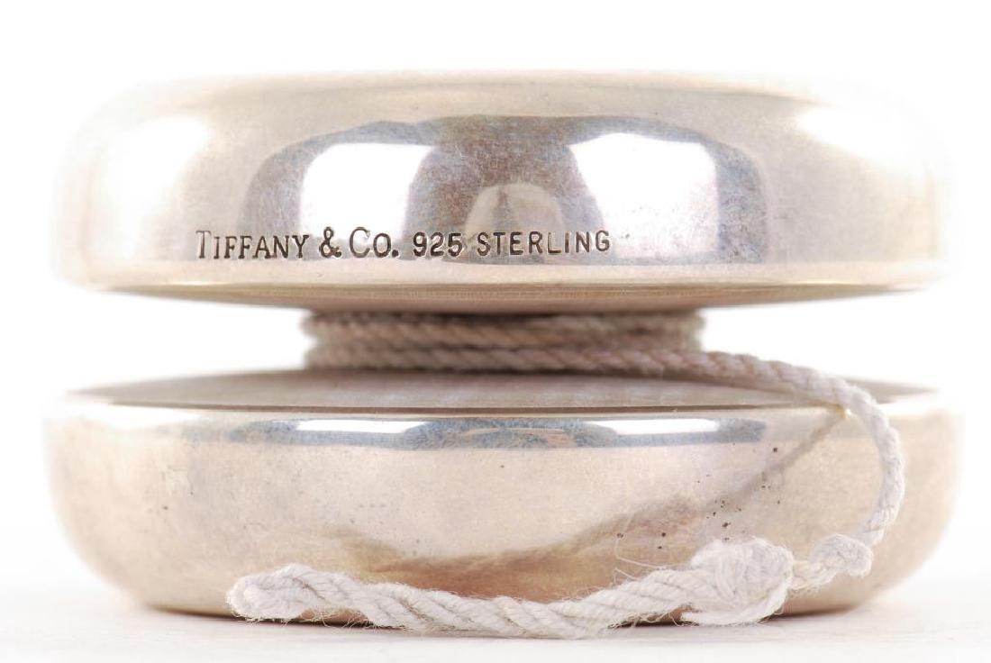 TIFFANY AND CO. STERLING SILVER YOYO - 5